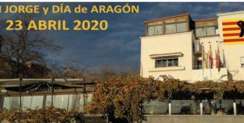 Casa de Aragón en Madrid dia de san jorge dia de aragon