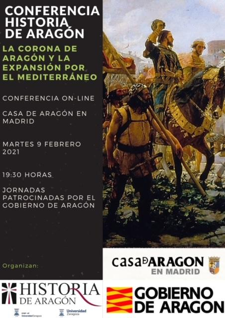Conferencia 2 Casa de Aragón Madrid