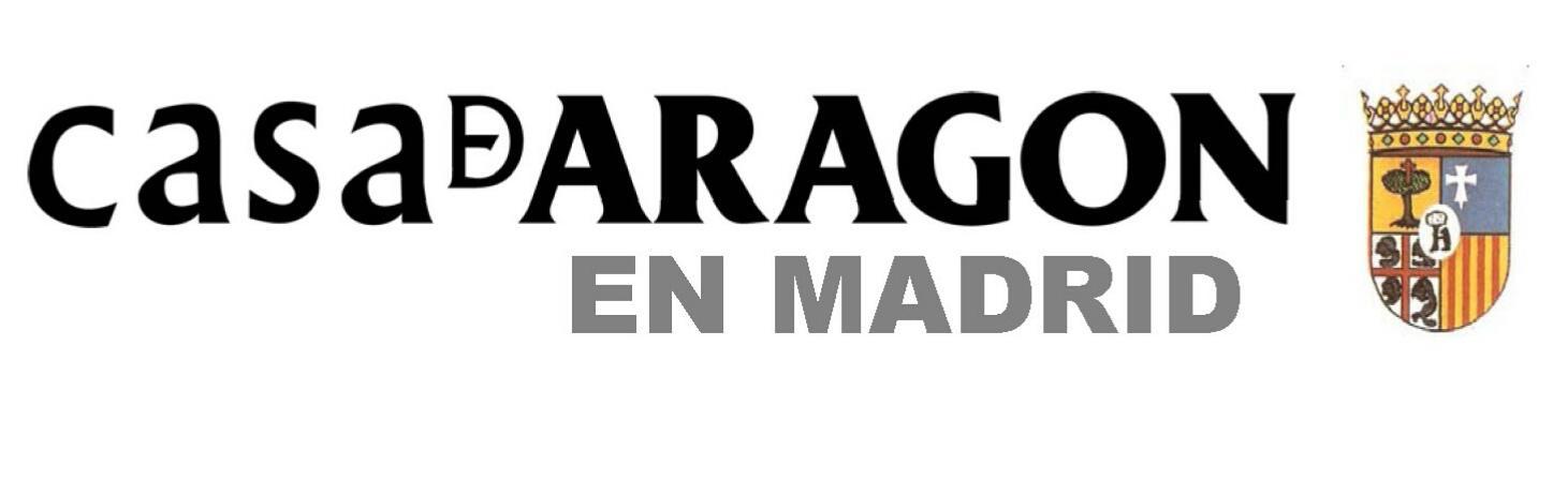 Casa de Aragón en Madrid - Logotipo