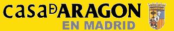 Casa de Aragón en Madrid logotipo