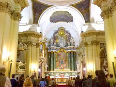 Visita IGLESIA DE SANTA BÁRBARA
