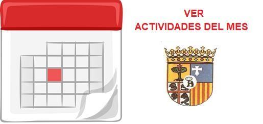 Ver actividades del mes de la casa de Aragón en Madrid